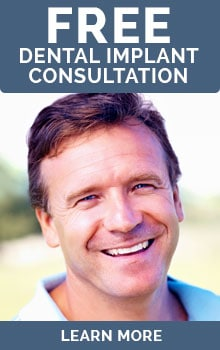 Free dental implant consultation! Learn more.